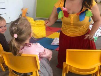 Snivadielko – divadielko pre najmenších