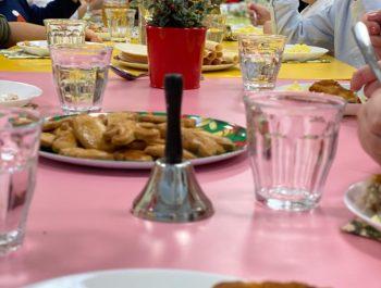 Slávnostný vianočný obed v PrimaKids